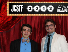 JCSTF 2013 Awards Banquet | Photobooth