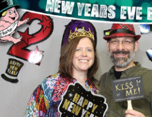 NYE 2012, Pershing Center | Photobooth