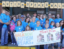 Autism Speaks Walk | Photobooth