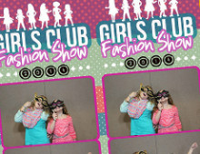 Girls Club Fashion Show | Photobooth