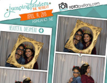 Jumping Tandem | Photobooth