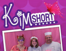 Kim Short Fundrasier | Photobooth