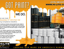 Got Paint?  |  Print Ad