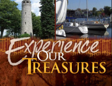 Sackets Harbor Treasures  |  Print Ad