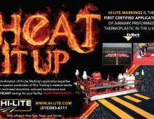 Heat it Up  |  Print Ad