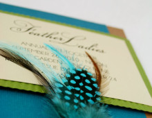 Feather | Invitation