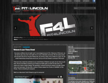 Fit4Lincoln | Website