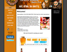 Sackets Harbor Brew Pub | Website