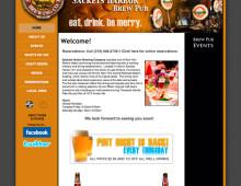 Sackets Harbor Brew Pub | Website