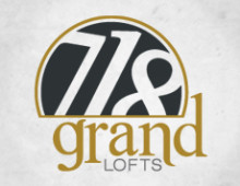 718 Grand | Logo Design
