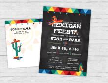 Invitation | Mexican Fiesta