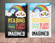 Education Poster | Reading